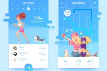 移动UI设计师创意之作,一组生活场景的app设计欣赏