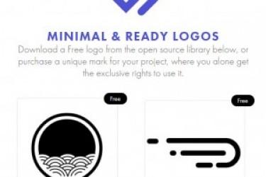 logo设计爱好者的最佳福利:免费下载LOGO源件模板
