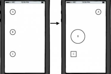 原型交互设计Principle与Proto的具体操作小白教程