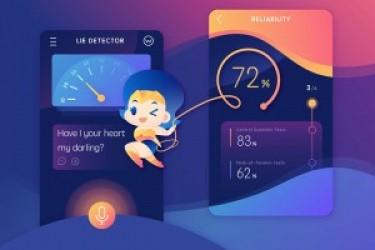 最美活动游戏界面的iphone X视觉稿,色诱到你了吗