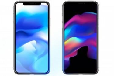 iPhone8和iPhone X的壁纸设计简易教程:迷彩渐变制作