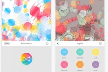 四款UI设计师和插画师手机上必装的配色参考APP