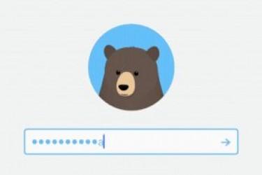 ui设计灵感—有趣的登录页密码输入交互动画