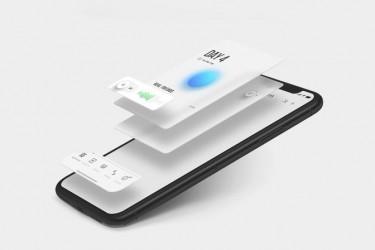 健康类app界面设计模板-Keira iOS UI