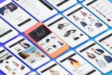 app081 电商APP设计模板