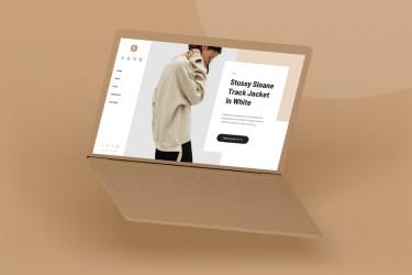 设计独特的多用途网站模板