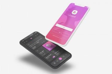 电商商家管理版app设计模板