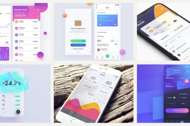 手机app钱包页面设计灵感