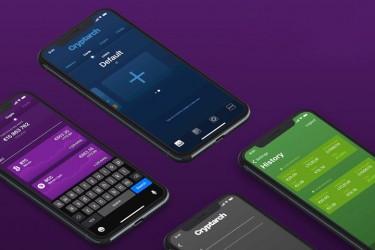 加密货币app UI Kit