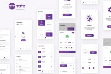 智能家居app界面设计欣赏