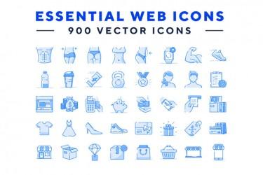 300个设计精美的图标素材