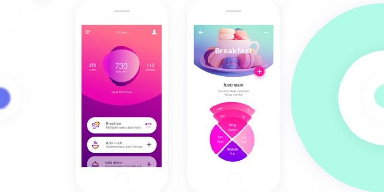 精选运动app设计欣赏