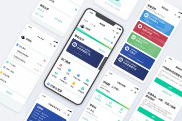 UX设计案例分享:政务服务小程序–粤省事