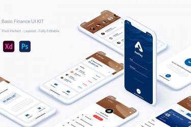 移动支付app界面设计模板