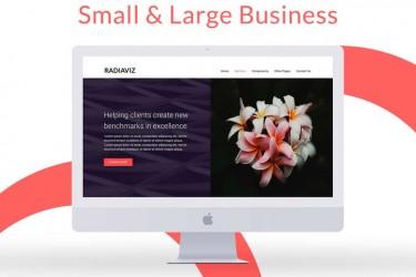 企业网站网页设计模板