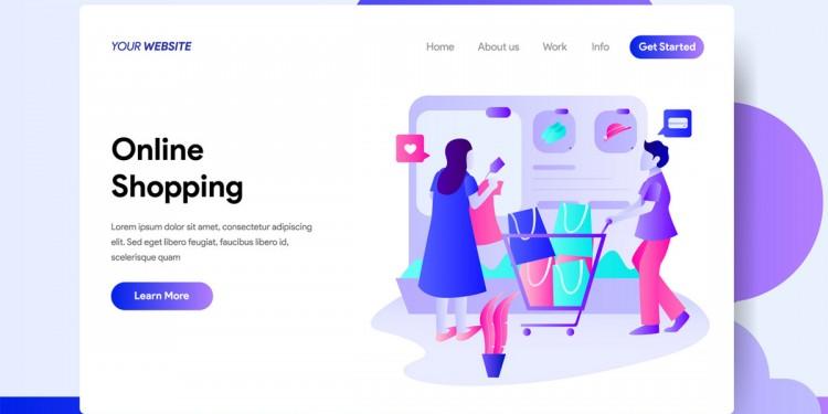 16个设计精美的网站网页插画素材