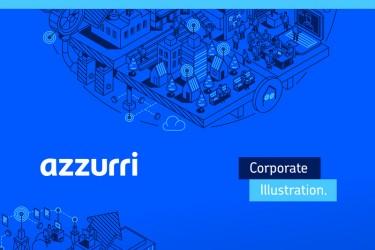 一套完整的品牌插画设计创意过程分享