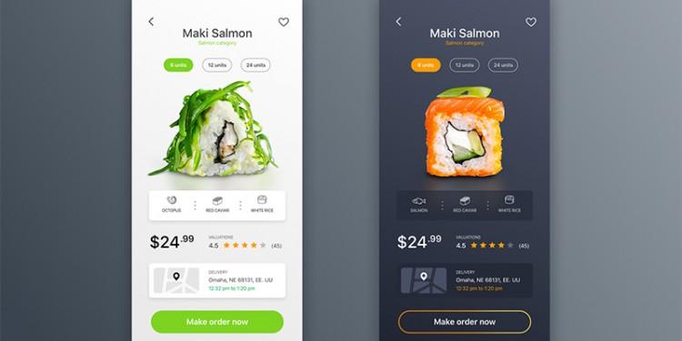 餐饮类App就应该这样设计!