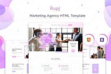 设计精美的html网站模板