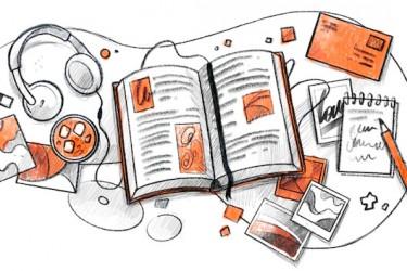 国外大神分享如何提高插画设计能力