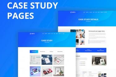html 企业网站设计模板