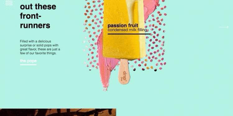超吸引眼球的优秀网站设计欣赏