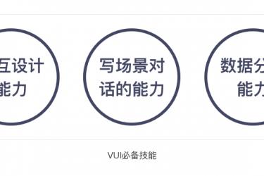 VUI设计入门必备的3个技能