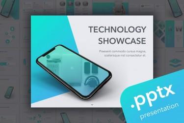高质感的app产品提案ppt模板