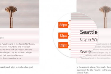 巧用4px网格设计方法,让设计更规范精准
