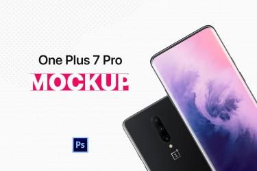 Oneplus 7pro手机APP UI样机素材