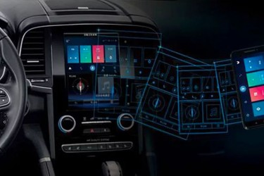 智能汽车中控系统的用户体验设计