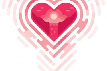 个性可爱的标志logo插画素材
