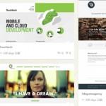 分享一个传递网站设计灵感的网页设计酷站