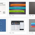 推荐一个比较齐全的ios、app、ipad设计图标库