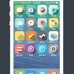 拟物化iOS6往扁平化iOS7方向的APP设计重构教程