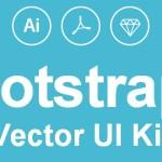 四套免费的Bootstrap 3 UI Kits设计素材分享