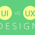 小议APP UI设计和APP UX设计之间的区别
