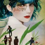 一组APP插画设计与欣赏:梦幻公主爱的抉择