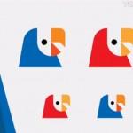 利用黄金分割构图法,轻松制作APP Logo的AI视频教程
