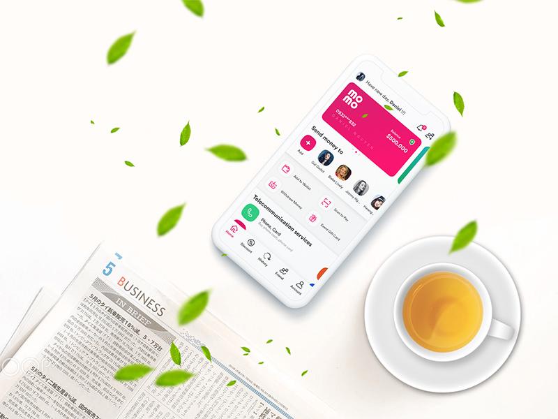 手机app钱包页面设计