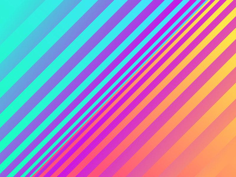 在ui设计中怎么运用好渐变色?