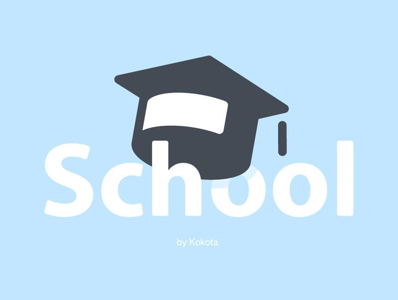 72个学校教育相关的图标