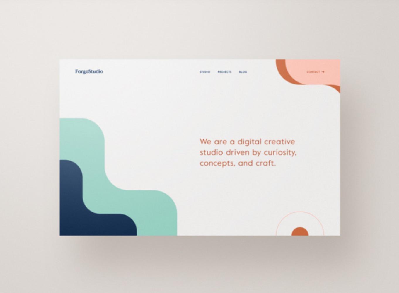网页版面设计需要遵循的3个原则及技巧