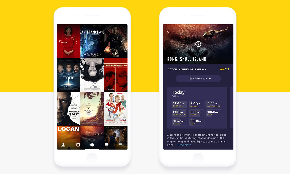UI设计入门:15种最基本的移动app界面类型