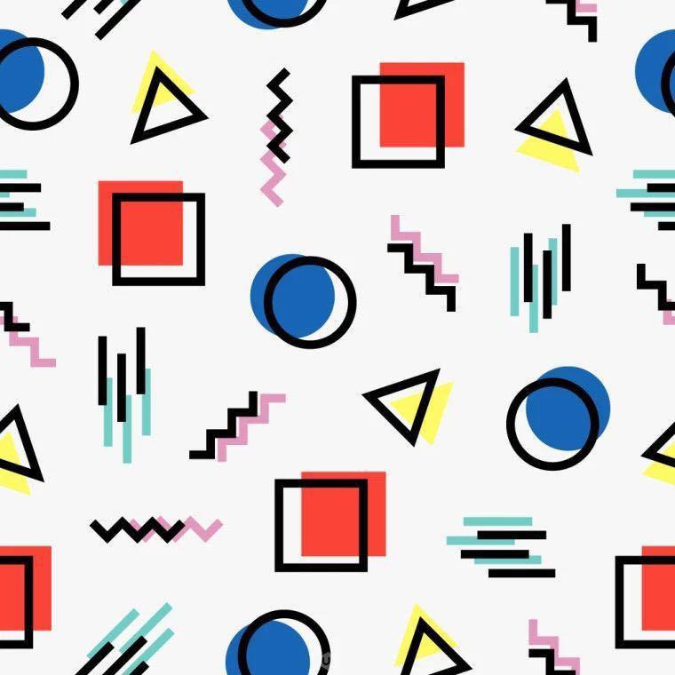 UI设计风格讲解之——孟菲斯设计风格