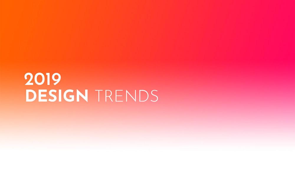 Behance推荐2019年平面类设计趋势