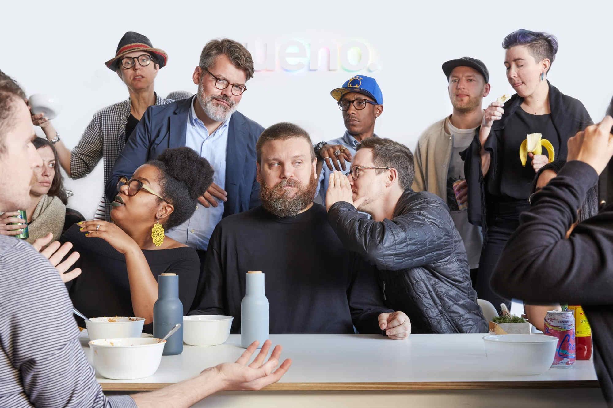 设计工作室Ueno创始人Haraldur Thorleifsson 访谈
