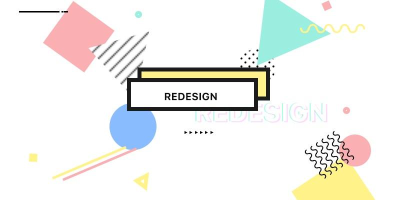 如何重新设计已有的网站或者app?